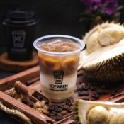 durian latte